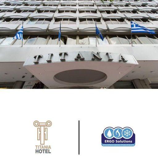 ΑΝΑΚΑΙΝΙΣΗ HOTEL TITANIA – ΑΘΗΝΑ featured image