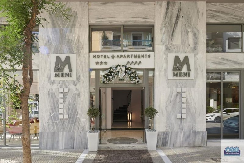 MENI HOTEL – ATHENS featured image