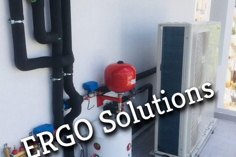Τοποθέτηση συστήματος θέρμανσης – κλιματισμού μέσω ανανεώσιμων πηγών ενέργειας με αντλίας θερμότητας featured image