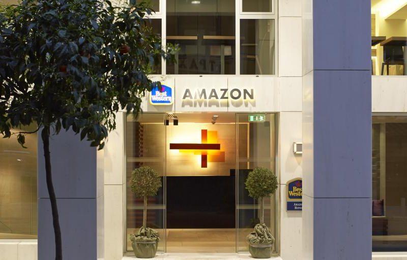 Ανακαίνιση ξενοδοχείου Amazon featured image